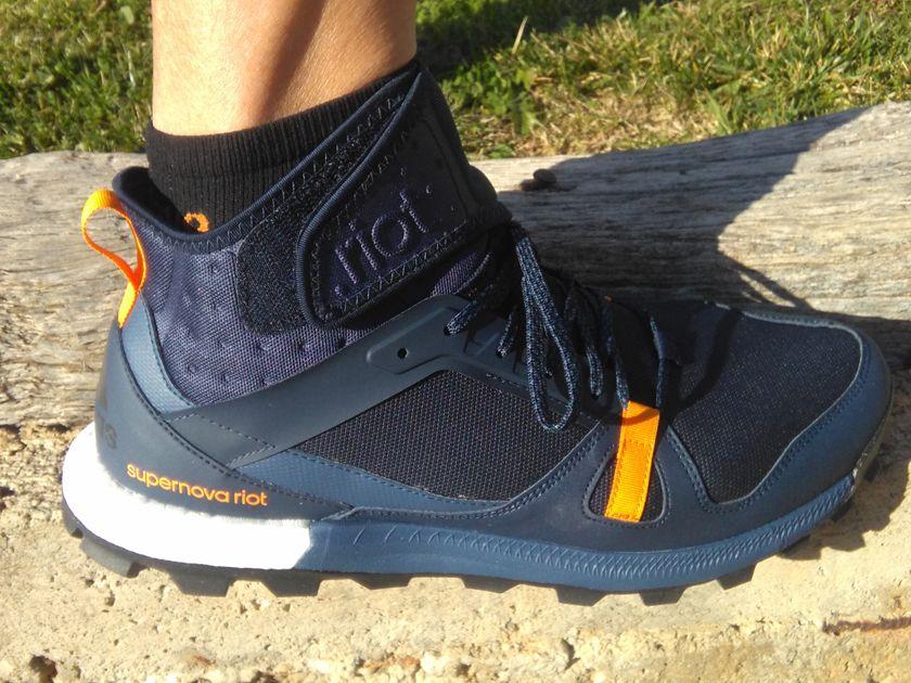 6e2fa2e7c64 Adidas Supernova Riot Boost  Review - Zapatillas Running