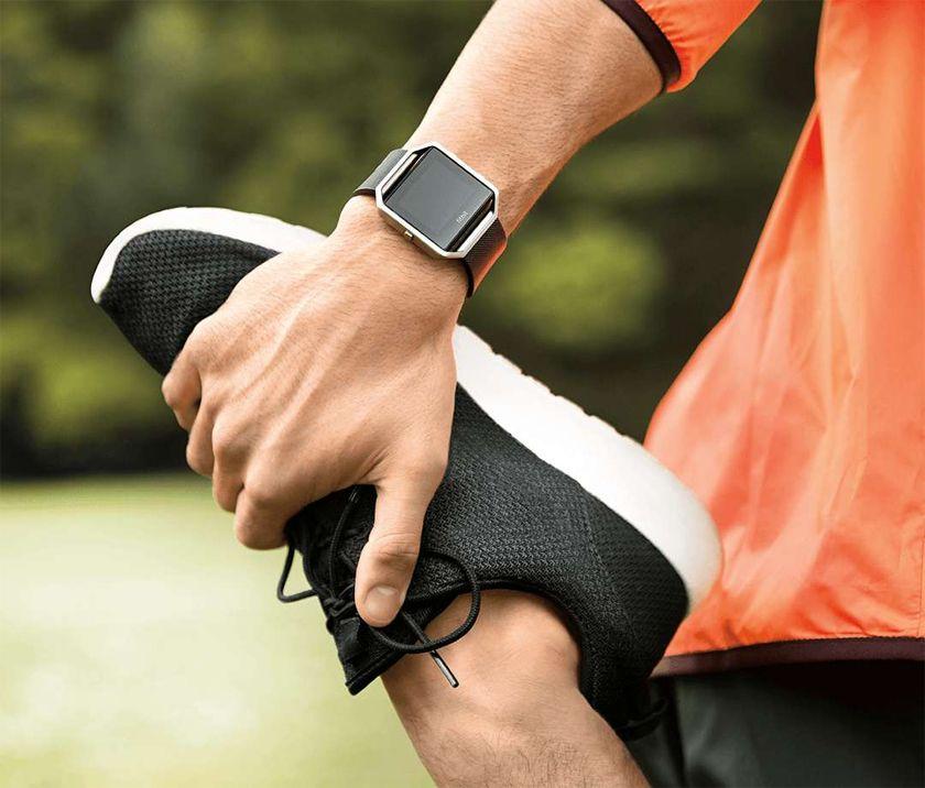 Fitbit Blaze, el «reloj cuantificador» para actividades de fitness