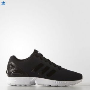 zapatillas adidas zx flux negras mujer