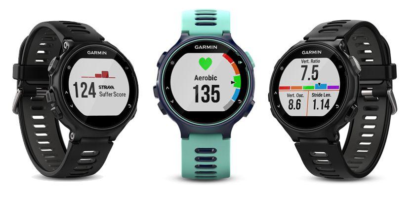 Garmin Forerunner 735XT, el reloj multideporte con dinámicas avanzadas para triatletas