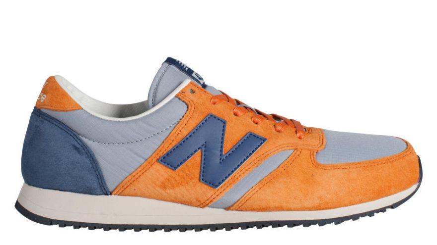 new balance 420 azul y naranja