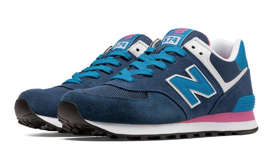 new balance mujer y hombre