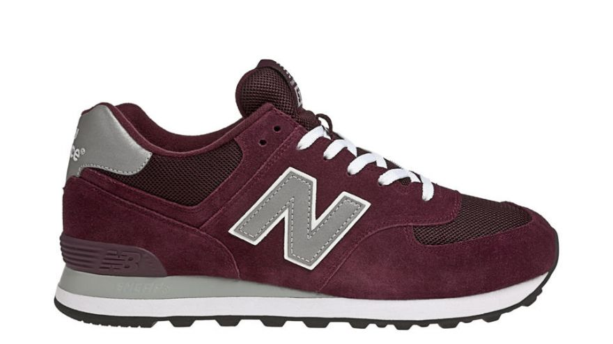 new balance 574 granate originales