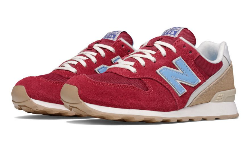 996 new balance rojo