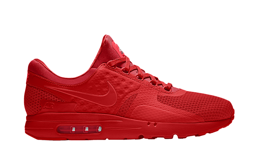 Nike Air Max Zero Rojas