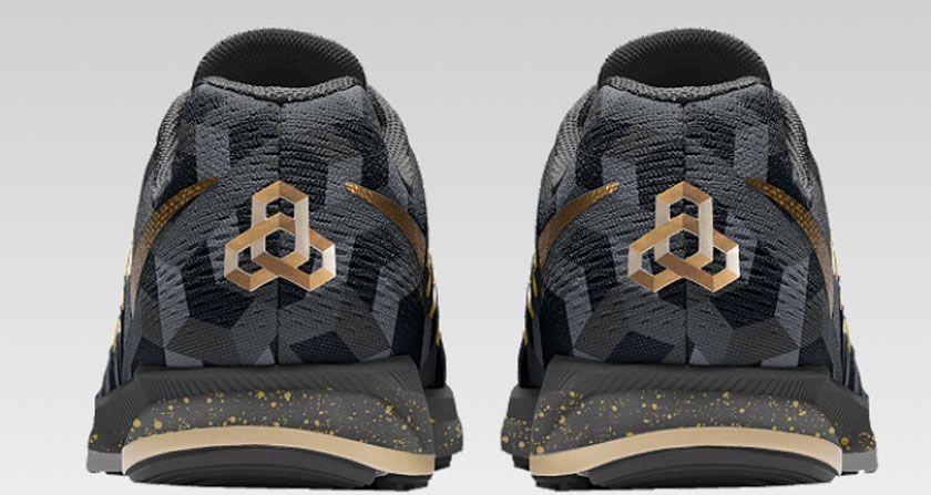 Nike Air Zoom Pegasus 33 Mo Farah iD, las «zapas» de todo un campeón olímpico y mundial