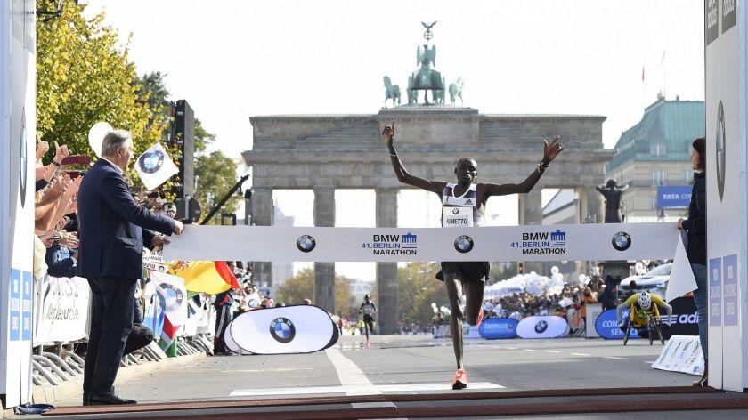 maraton berlin ganador