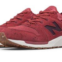 New Balance 009 rojo