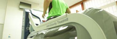 Correr sin gravedad, mi experiencia con la Alter-G