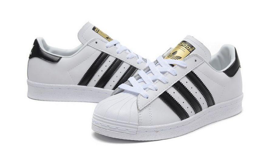 Adidas Superstar Verdes Y Blancas