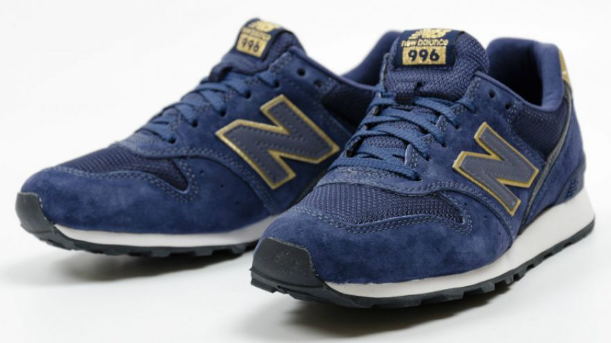 new balance 996 mujer azul marino