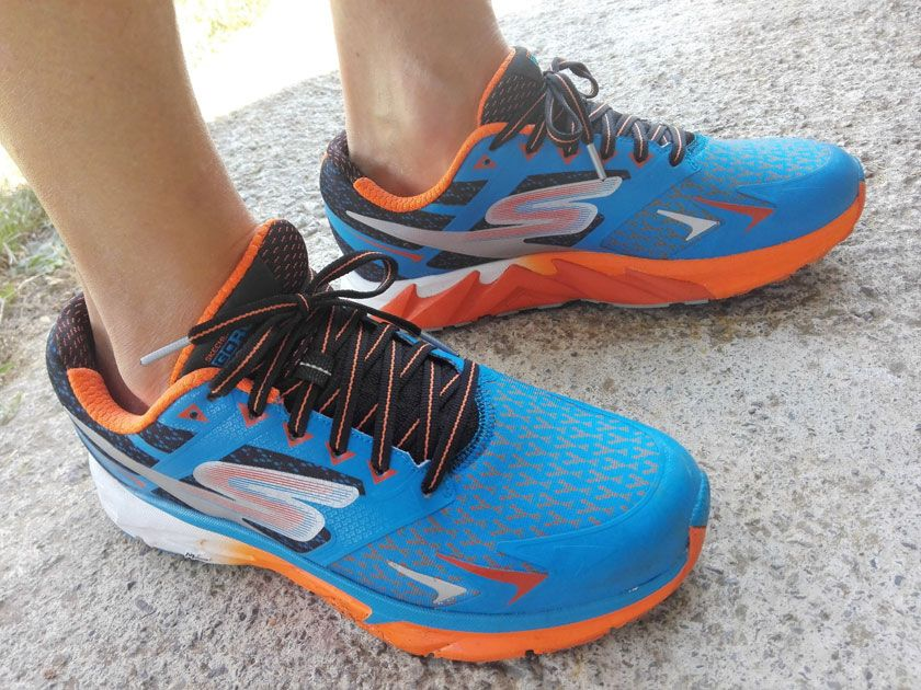 Review Skechers GoRun Forza 2