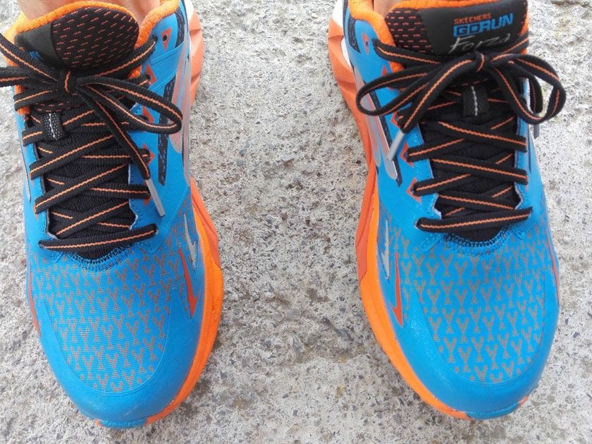 Review Skechers GoRun Forza 3