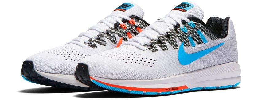 ed7fb10f40 Nike Air Zoom Structure 20: Características - Zapatillas Running ...