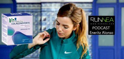 Eneritz Alonso lidera el movimiento IronCrowns, la comunidad para mujeres deportistas
