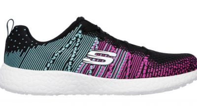 Zapatilla sneaker Skechers Burst Ellipse