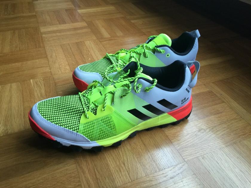 Adidas Kanadia TR 8: Review Zapatillas Running | Runnea