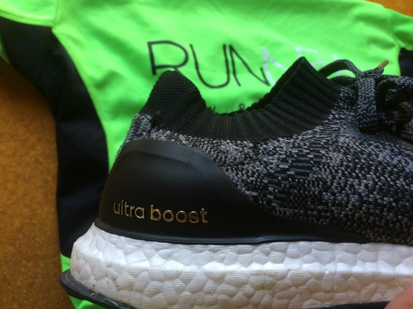 adidas-UltraBoost Uncaged upper