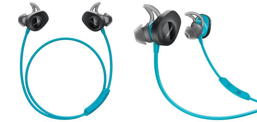 Los 8 mejores auriculares inalámbricos para salir a correr - Bose SoundSport