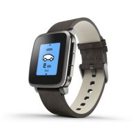 Smartwatch Pebble Time Steel