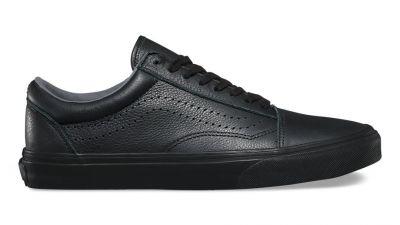 vans chica negras zapatillas