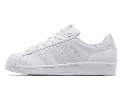san francisco 80f6f 32064 Adidas Superstar blanca
