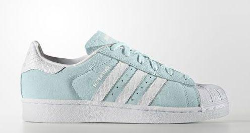 Adidas Superstar Ice Mint White