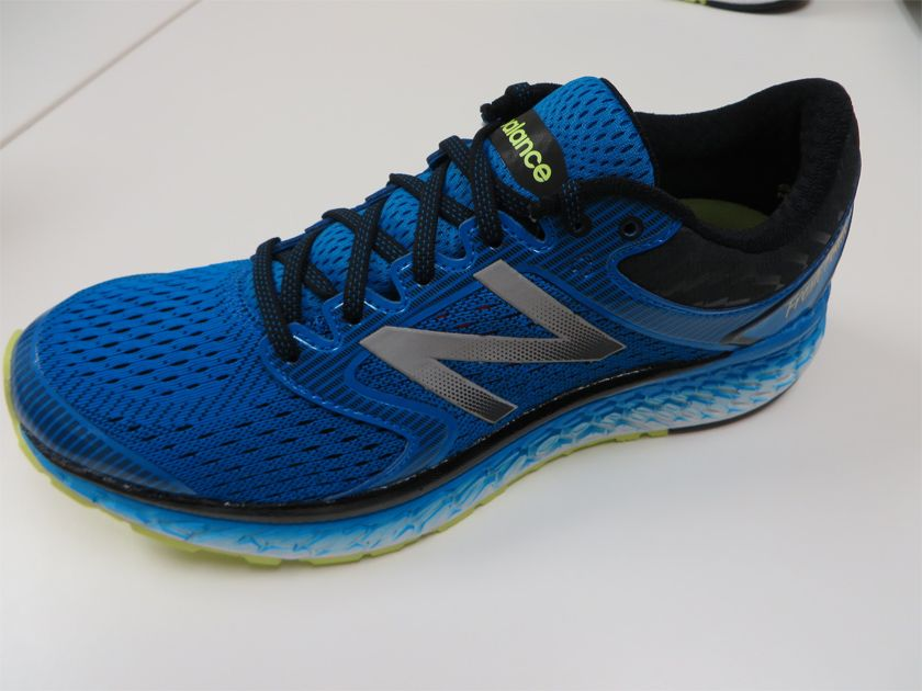 New Balance Fresh Foam 1080 v7 - ajuste