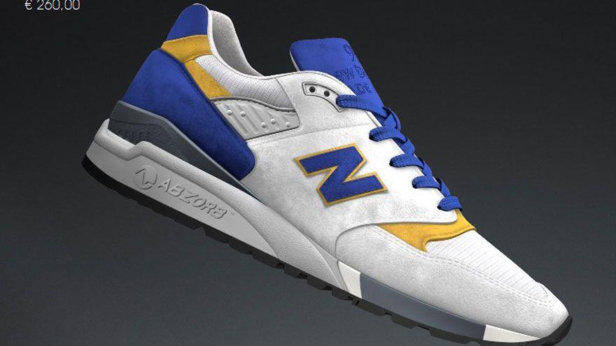 New Balance 998