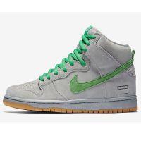 Nike SB Dunk High Premium Grey Box