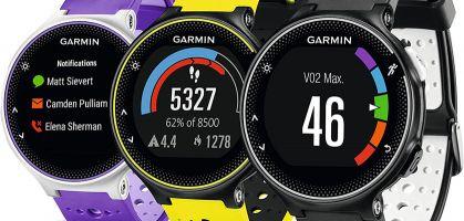 6 pulsometros GPS Garmin con descuento en Amazon