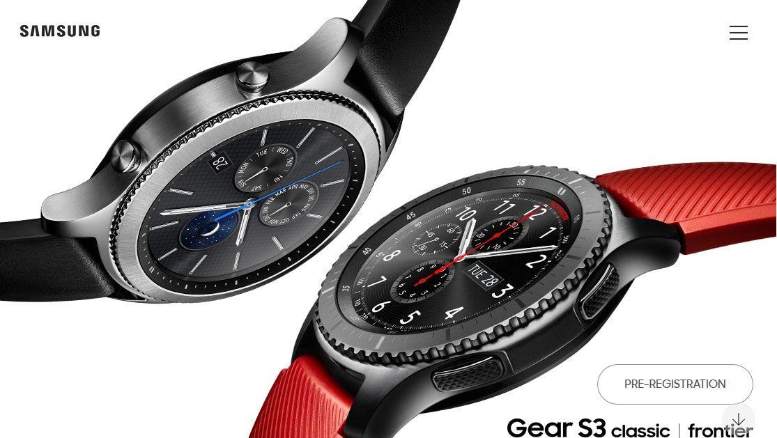 Samsun Gear S3