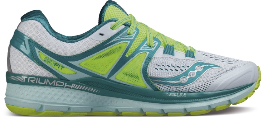 Saucony Triumph Iso 3 Mujer