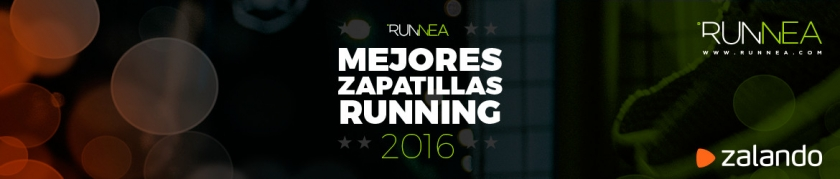 mejores zapatillas running 2016