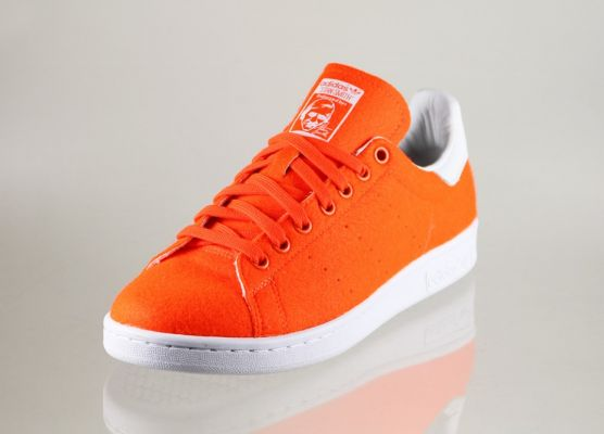 Adidas Stan Smith naranjas