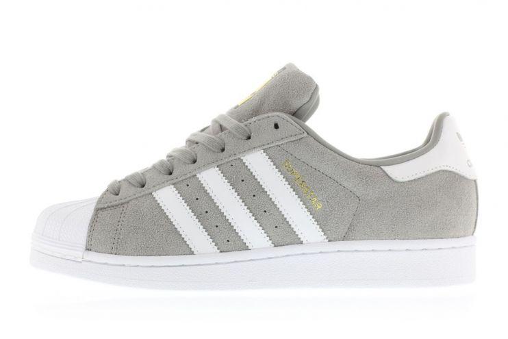 Adidas Superstar grises