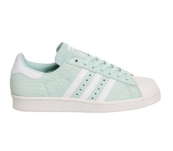 Adidas Superstar verdes