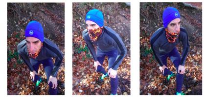 Buff running: Testamos gorro y tubular, la combinación perfecta para el invierno