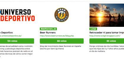 Ya tenemos ganadores del concurso a los mejores blogs deportivos Skechers