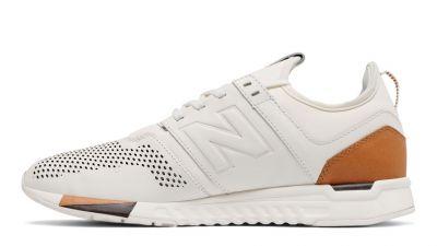 zapatillas blancas new balance hombre