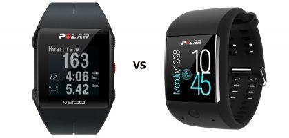 Polar V800 vs Polar M600 ¿Cuál es el más adecuado para ti?