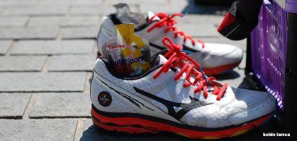 La importancia de las zapatillas en el triatlón