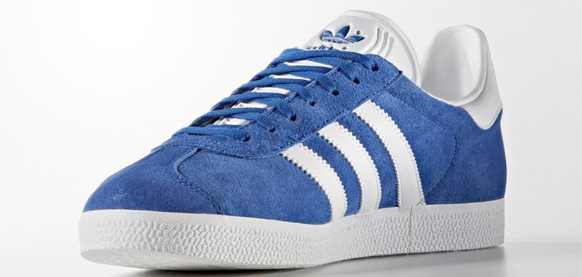 adidas Gazelle azules
