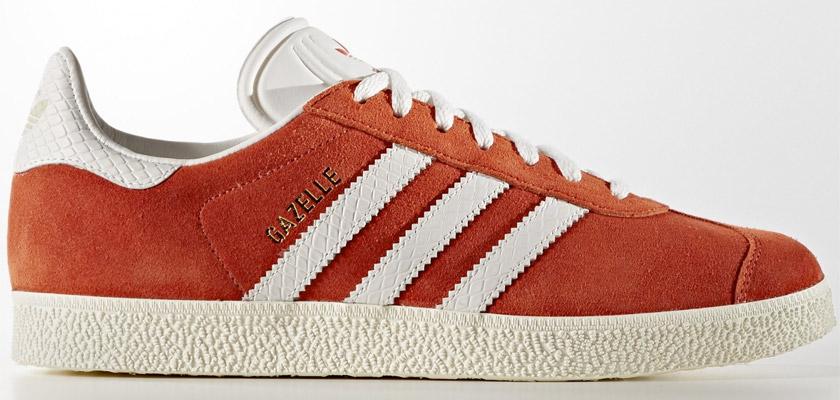 timeless design fa708 df74e adidas Gazelle rojas