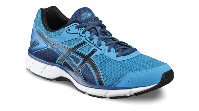 asics azules running