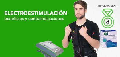 Electroestimulación deportiva, beneficios y contraindicaciones