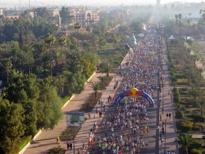 maraton marrakech 2018