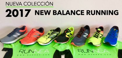 Os adelantamos las novedades en zapatillas running New Balance para 2017