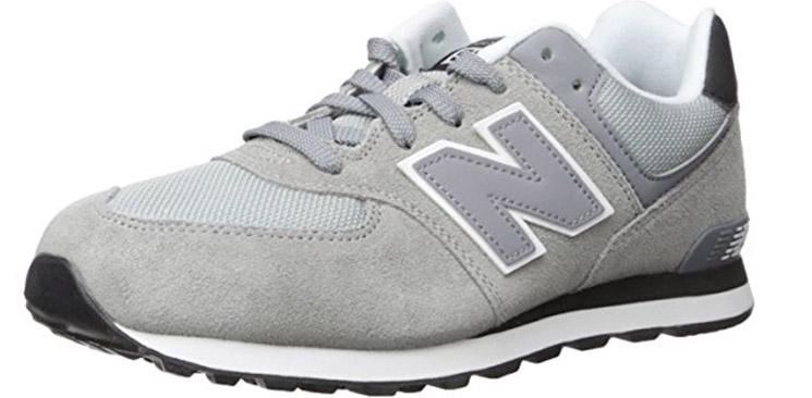 new balance 574 color gris