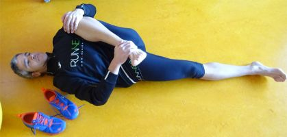 14 ejercicios para estiramientos de piernas